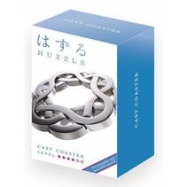 Huzzle Cast Puzzle: Coaster