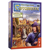 Carcassonne Graaf, Koning en Consorten Nieuw