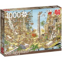 1000 Pieces of History -The Egyptians (1000)