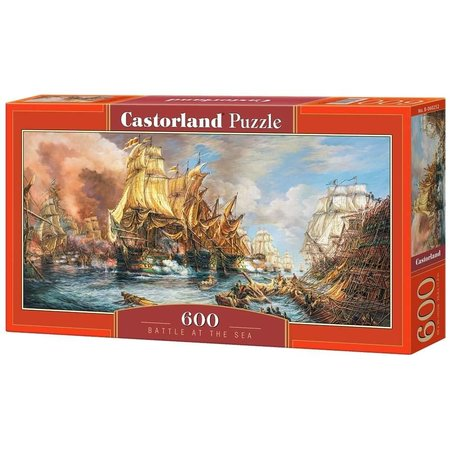 Castorland Battle at the Sea (600)