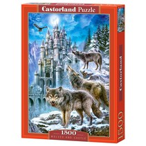 Wolves and Castle (1500)