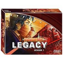 Pandemic Legacy Season 1: Red [Eng]