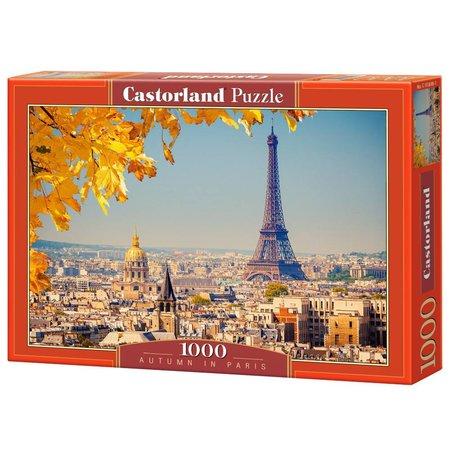 Castorland Autumn in Paris (1000)