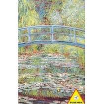 Piatnik: Japanse Brug, Monet (1000)