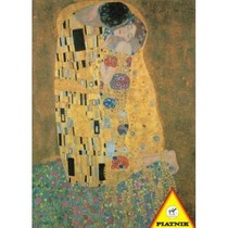 Piatnik: De Kus , Klimt (1000)