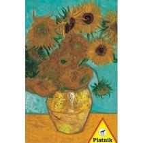 Vincent van Gogh: Zonnebloemen (1000)