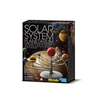 Solar System Planetarium (4M Mechanics)