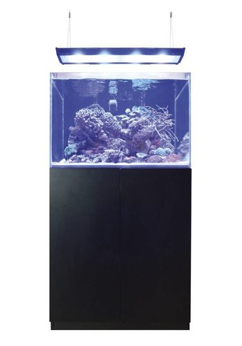 BLUE MARINE REEF 200 AQUARIUM ZWART