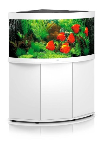 JUWEL AQUARIUM TRIGON 350 WIT SET LED