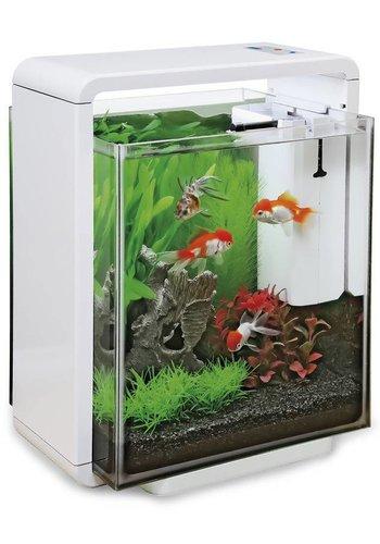 SuperFish home 25 XL aquarium wit