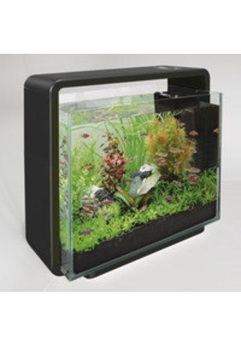 SuperFish home 40 aquarium zwart