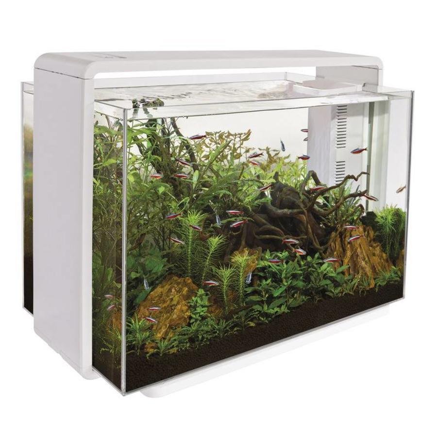 SuperFish home 80 aquarium wit