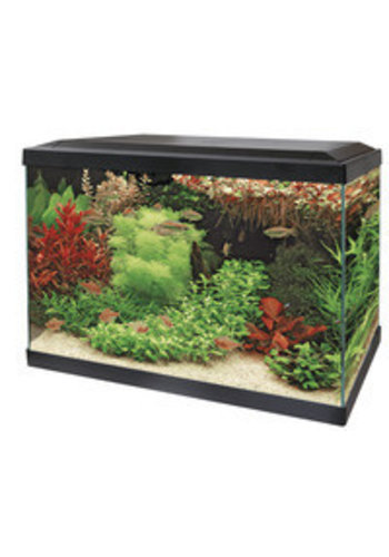 SuperFish aqua 70 LED tropical kit zwart