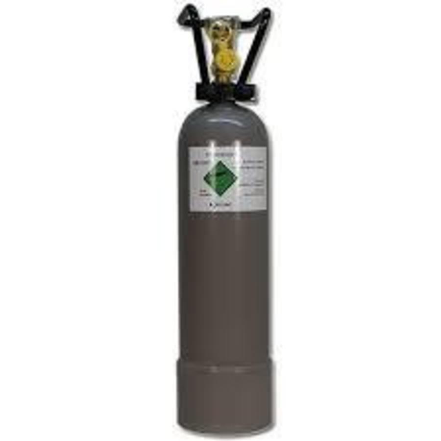 CO2 fles 2000 gram