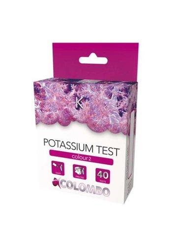 Colombo marine potassium test (Colour 1)