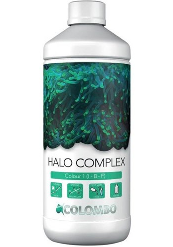 Colombo halo complex (I - BR - F) 500 ml (colour 1)