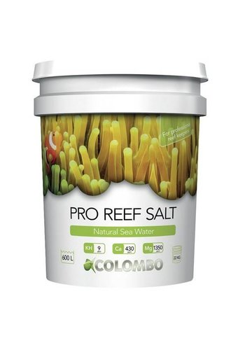 Colombo marine natural reef salt 22kg emmer