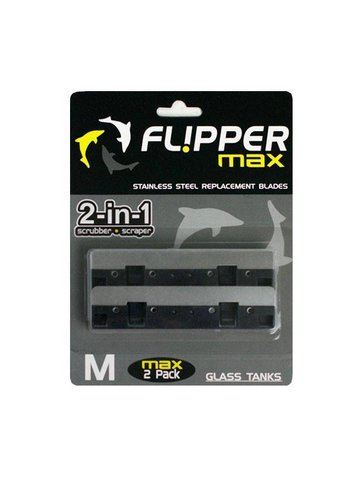 Flipper magneet max vervangingsmesjes