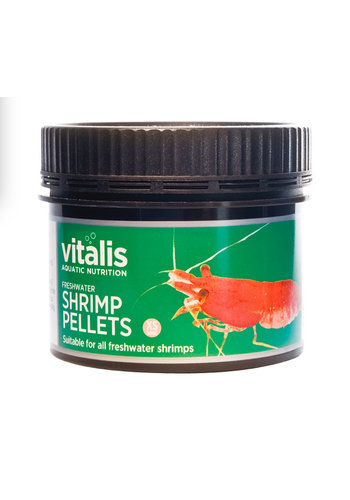 Vitalis freshwater shrimp pellets (XS) 1mm 60g