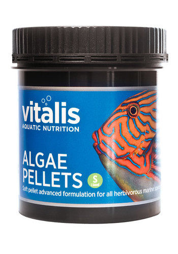 Vitalis algae pellets (S) 1.5mm 120g