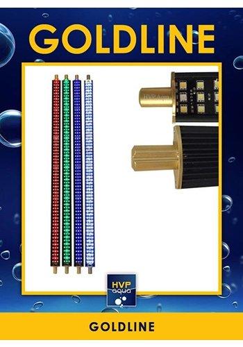 HVP Aqua GOLDLINE 590MM