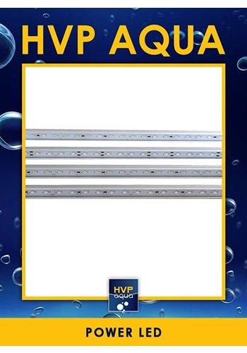 HVP Aqua 76 CM wit Coral LED lamp 24W 1 watt led