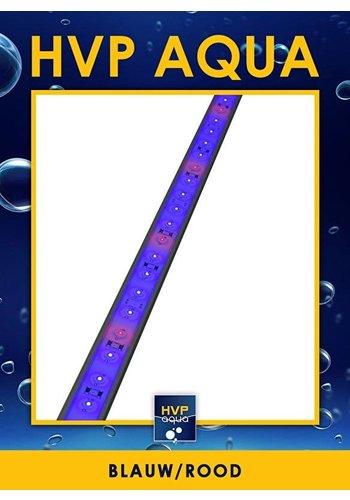 HVP Aqua 146 CM blauw rood Coral LED lamp 48W 1 watt led