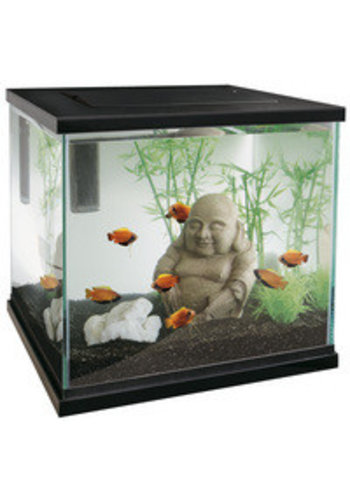 SuperFish Zen 30 aquarium zwart