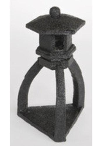 Zen deco pagode zwart