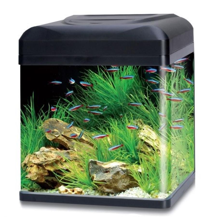 HS Aqua aquarium lago 40 LED zwart-1