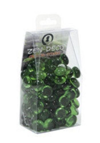 Superfish crystal stones 300 gram groen
