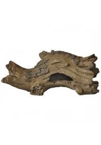 Superfish Log hout, boomstam S 17.5x10x8 cm.