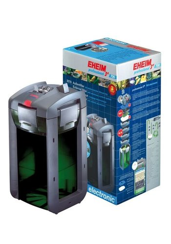 EHEIM Buitenfilter Professionel 3e 700 (2078) zonder massa 1850 L/H met USB