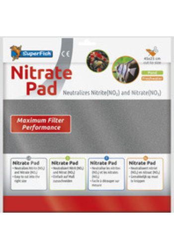 SuperFish Nitrate Pad 45x25 cm