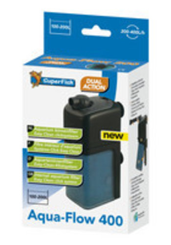 SuperFish Aquaflow 400 filter 800 l/h