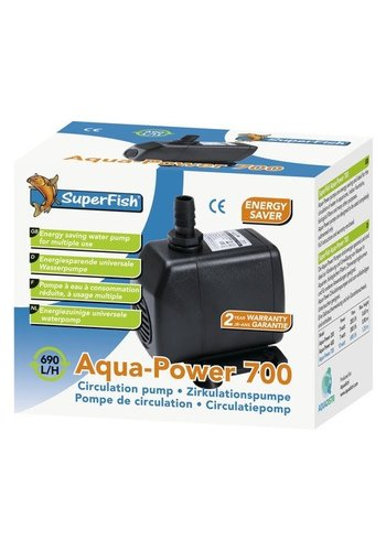 SuperFish Aqua-Power 700 - 690 l/h