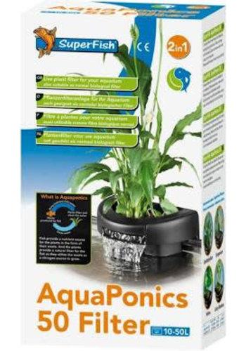 SuperFish Aquaponics 50 filter
