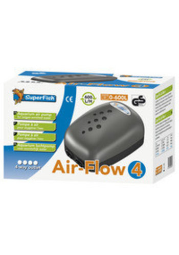 SuperFish Air-Flow 4 way