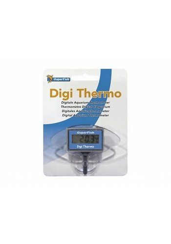 SuperFish Digi Thermo, Aquarium Thermometer