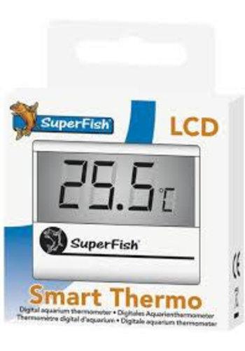 SuperFish Smart Thermo, Aquarium thermometer Zilver