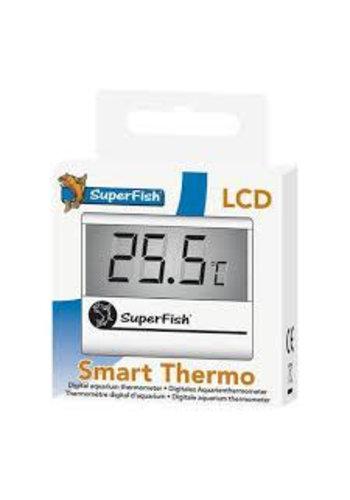 SuperFish Smart Thermo, Aquarium thermometer Wit