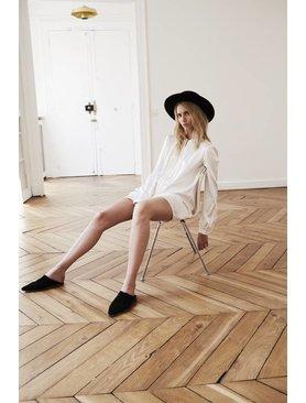 La Collection Sophia dress off white