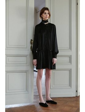 La Collection Eleonor dress black