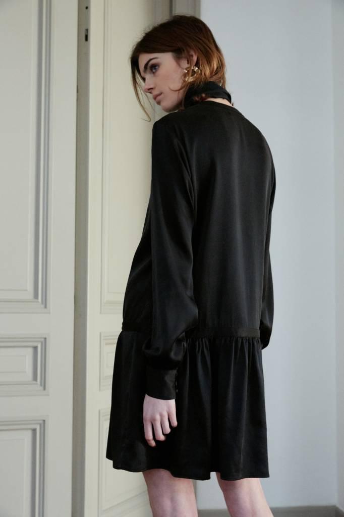La Collection Eleonor dress black