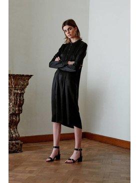 La Collection Agathe dress black
