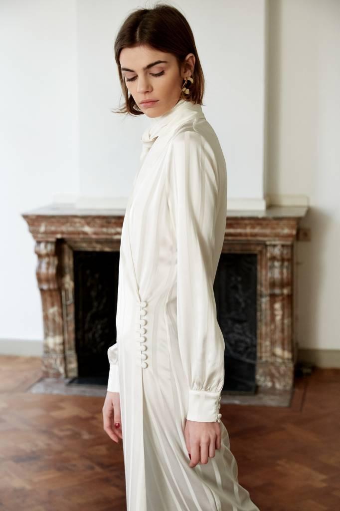 La Collection Ada scarf off-white