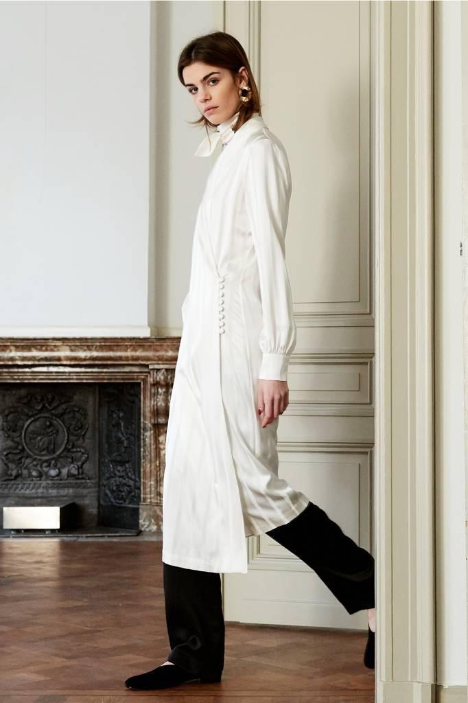 La Collection Aman pants long black