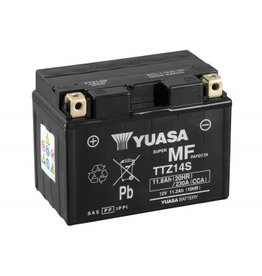 Yuasa Battery Yuasa TTZ14s - Upgrade battery for V-Twin models (All RSV / Tuono / Falco / Caponord)
