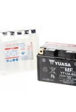 Yuasa Battery Yuasa YT12A- BS (To Fit All V4 Tuono)
