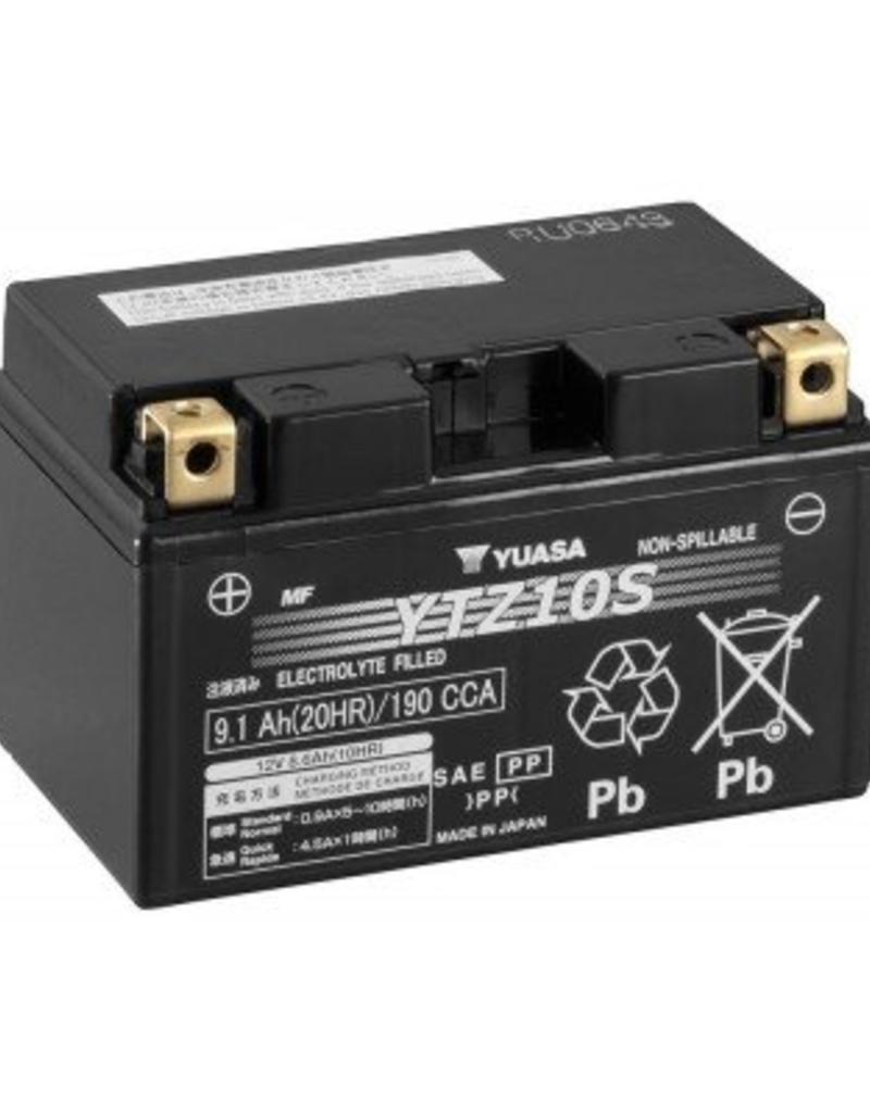 Yuasa Battery Yuasa YTZ10S (To Fit RSV4 Models)